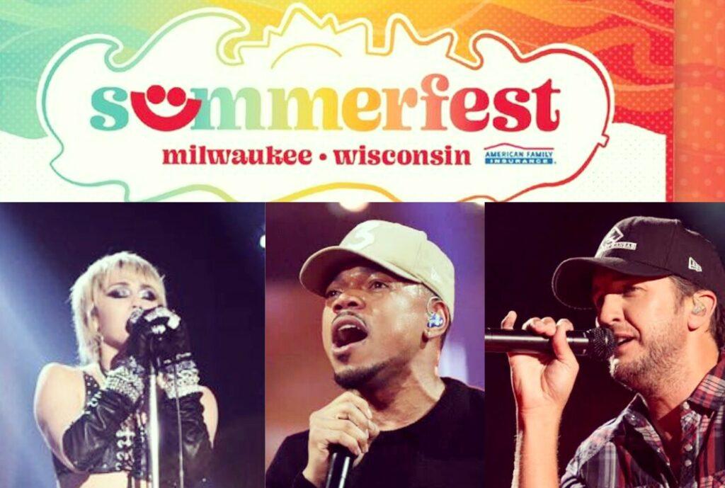 summerfest performers list 2021